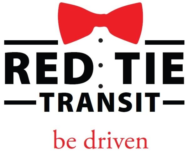 Red Tie Transit logo