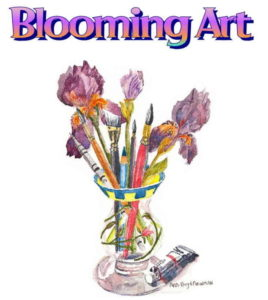 "Art Show:  ""Blooming Art"" - CANCELED @ Campbell House Galleries"