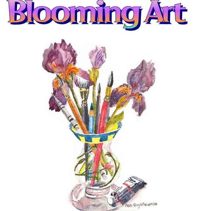 """Art Show:  """"Blooming Art"""""""