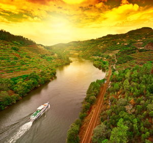 ARTour: Exploring the Douro