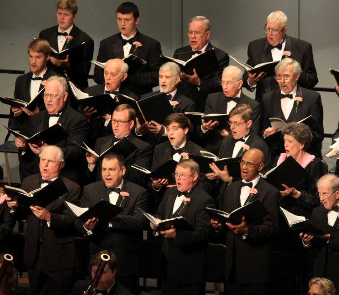 Moore County Choral Society Christmas Concert