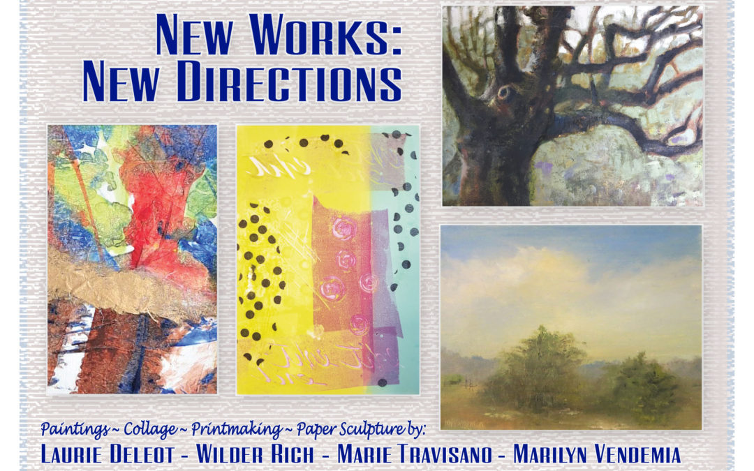 Art Show: New Works: New Directions