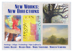 Art Show: New Works: New Directions @ Campbell House