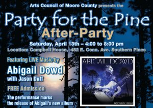 After-Party for the Party for the Pine @ Campbell House Galleries