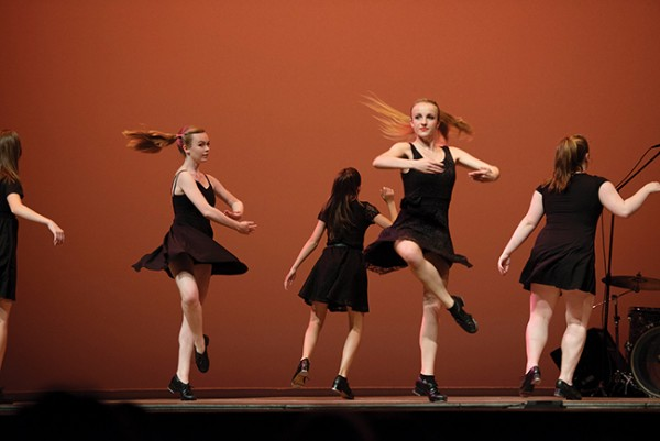 PAMS Program: NC Youth Tap Ensemble