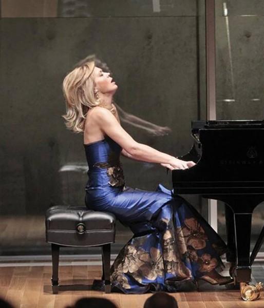 Pianist Olga Kern - 2001 Van Cliburn winner