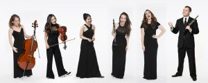 Music: Ensemble Mélange @ Sunrise Theater