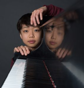Music: Nathan Lee, piano @ Sunrise Theater