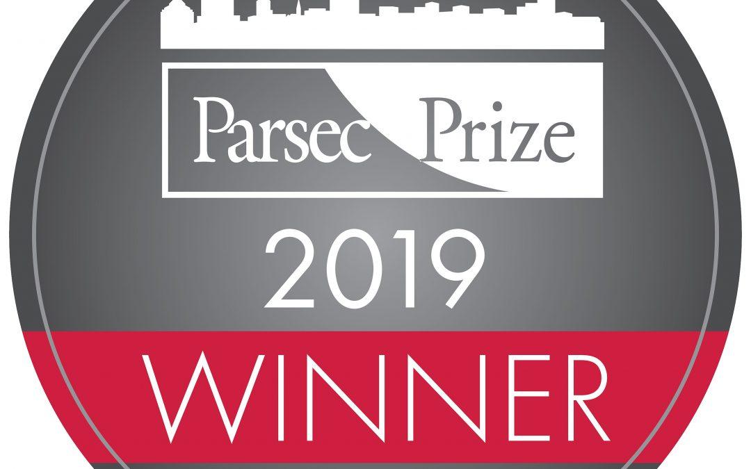 Arts Council Wins Parsec Prize