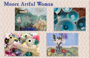 Art Show: Moore Artful Women @ Campbell House Galleries