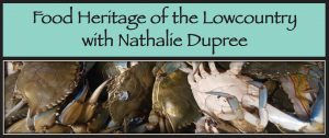Lecture: Food Heritage of the Lowcountry @ Moore Montessori Auditorium