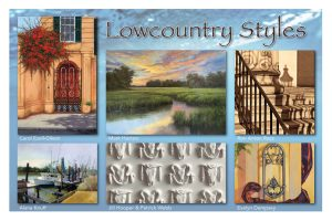 Art Show: LOWCOUNTRY STYLES @ Campbell House